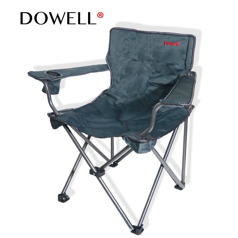 Mostly aluminum alloy armchair folding chair beach chair fishing portable outdoor chair stool authentic ND-2912