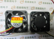 Small fan 4*4CM 4010S / /CPU/ computer chassis fan 3 line north and south bridge plug with crown
