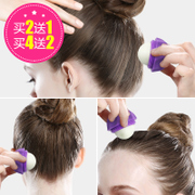 Small hair styling hair refreshing and non greasy cream finishing anti frizz hair wax stick fixed wash bag accessories