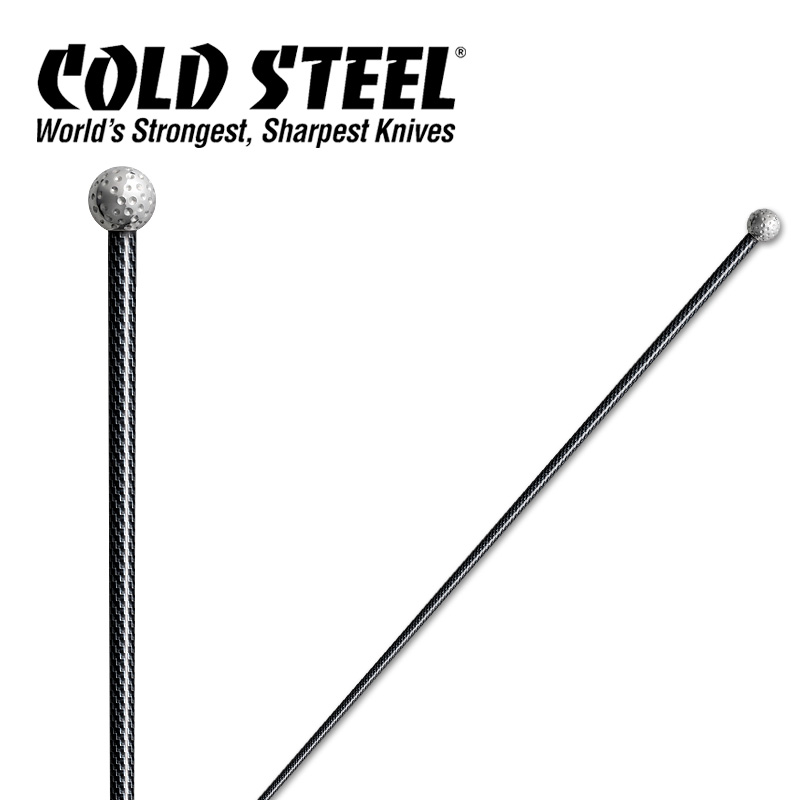 [The goods stop production and no stock]Cold steel cold steel Slim Stick 91WS Carbon Fibre Staff Cadet Staff Slim Stick
