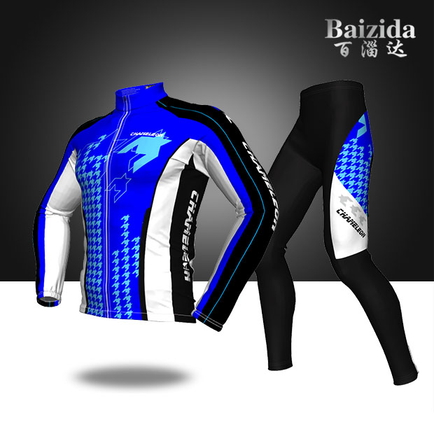 Authentic Jersey skating suit men and women long-sleeved riding suit suit children speed skating competition suit
