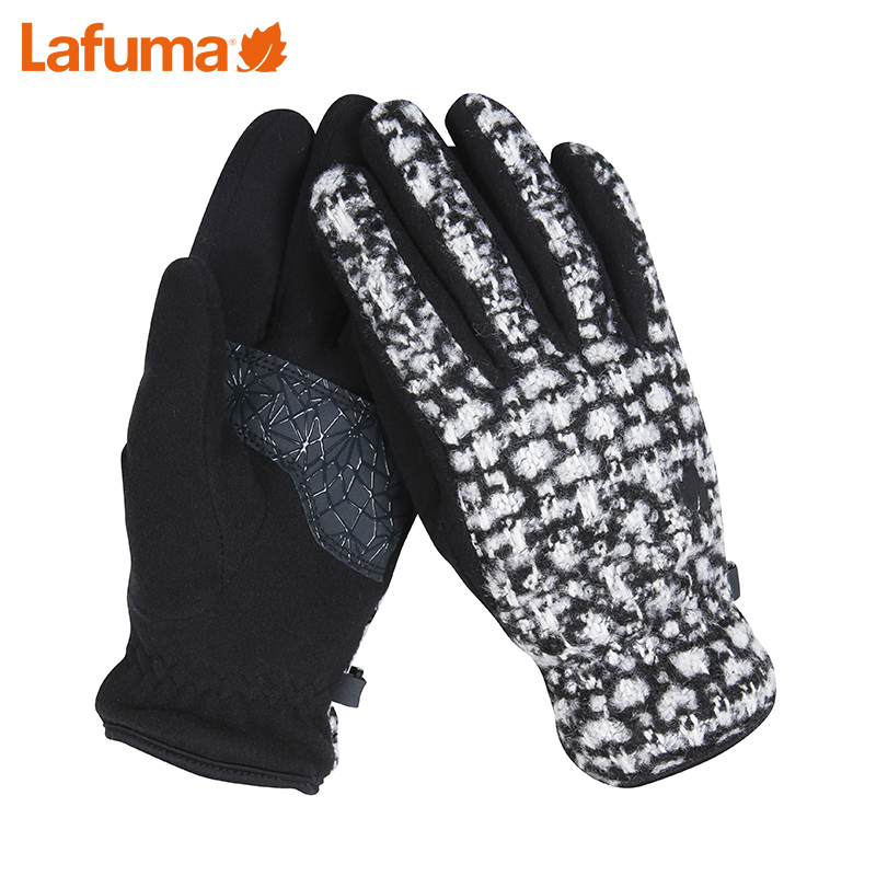 LAFUMA Le Feiye men and women outdoor climbing lovers warm winter cold hiking ski gloves LE1G5F509