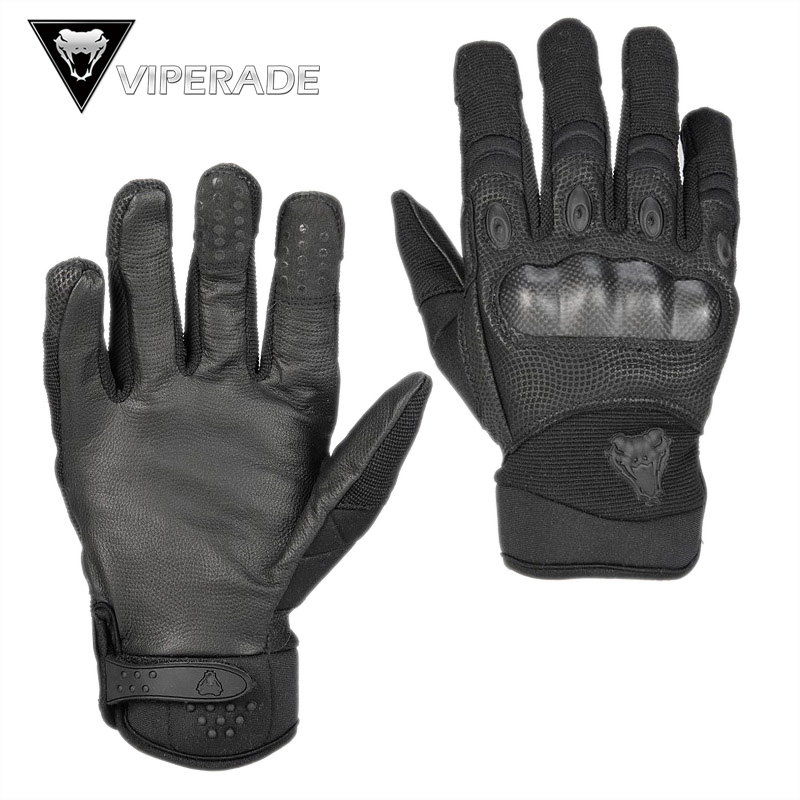 VIPERADE python Rush Tactical Glove carbon fiber protection python quick attack tactical gloves