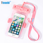 In the music mobile phone waterproof bag set of diving touch screen Apple 6S universal iPhone7plus swimming underwater camera