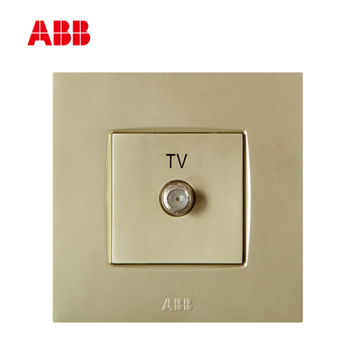 ABB switching socket AU30344-PGPGPG