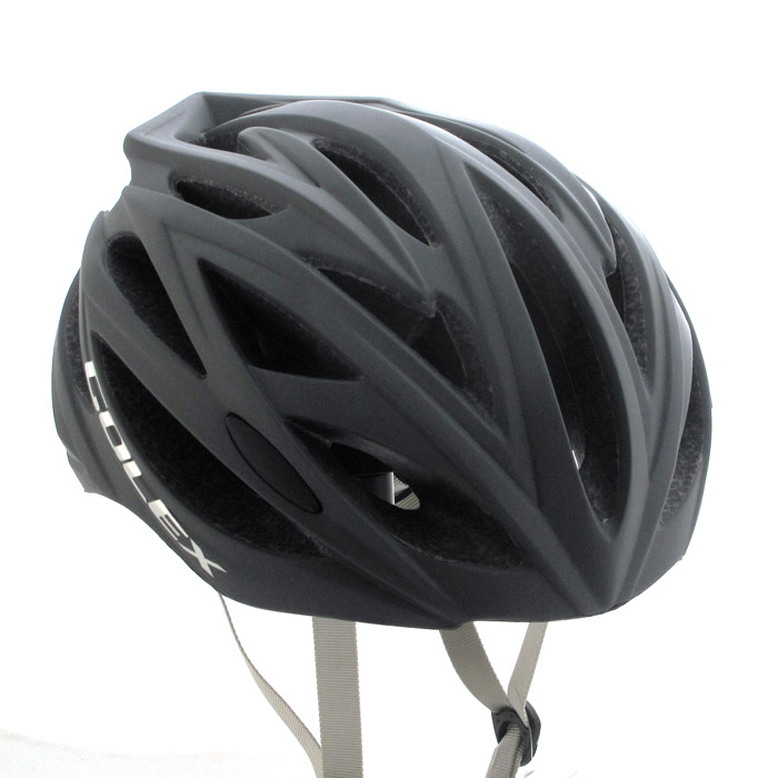 [Foreign trade new products] golex gold / white / iron gray one-piece bicycle riding helmet V35 large size