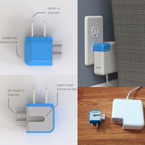 Blockhead Apple's special adapter for charger over 10W imported from USA saves plug space