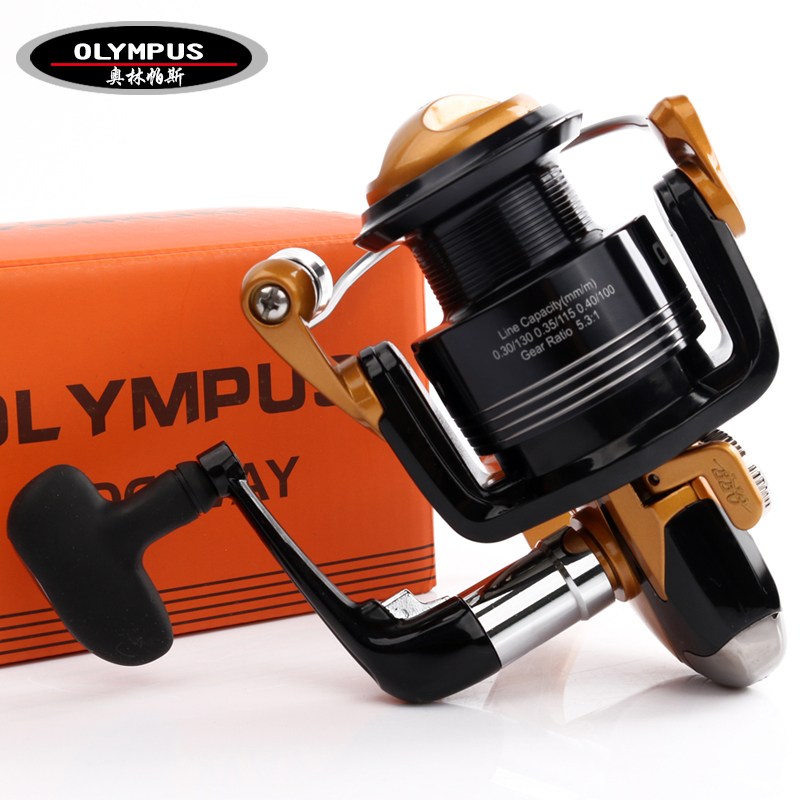 Olympus OTW Sailing Second Generation 3 Model 4000 5-Axis Front Discharge Spinning Wheel Sea Fishing Casting Reel Reel