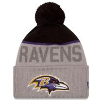 American direct mail 2107204 Baltimore Ravens NFL new men and Cap colour matching knit hat Cap winter