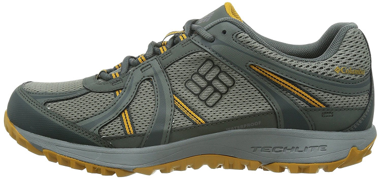 Genuine Colombian Male Outdoor Waterproof Hiking Shoes DM2194