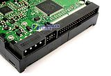 Mail line 320G parallel port hard drive 8M cache 7200 old desktop computer IDE interface one year warranty
