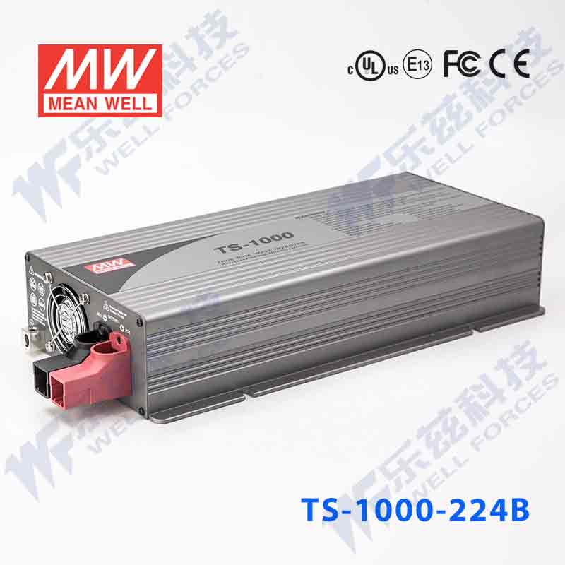 Ming Wei Sine Wave Inverter TS-1000-224B 1000W24V 220V [tax included SF] 4.7