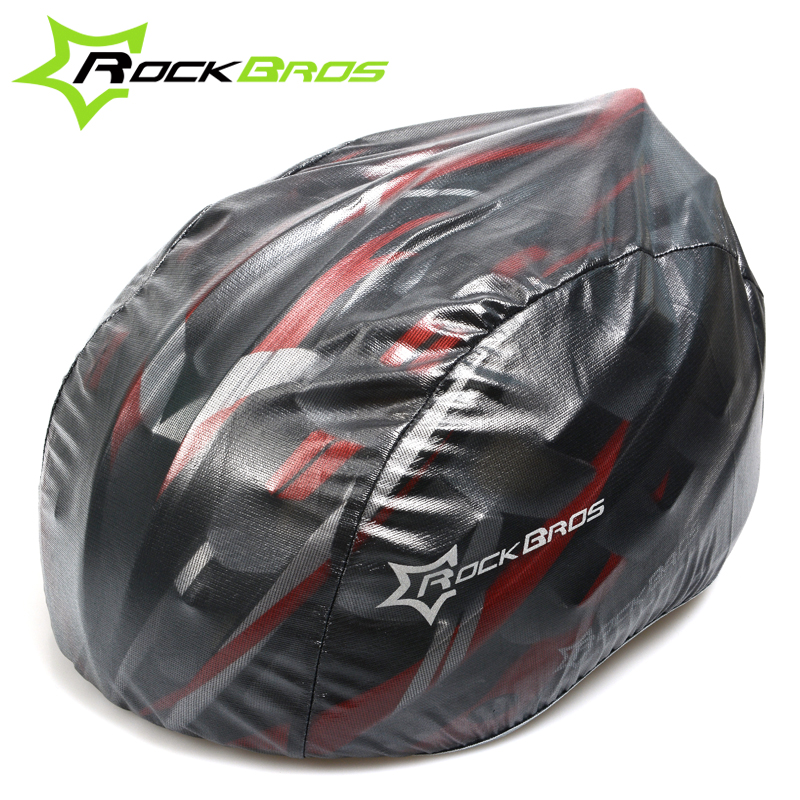 Rain and Dust Protection Helmet Cover for Bicycle Body Mountainous Highway Riding Headgear Helmet Rain and Wind Protection Headgear