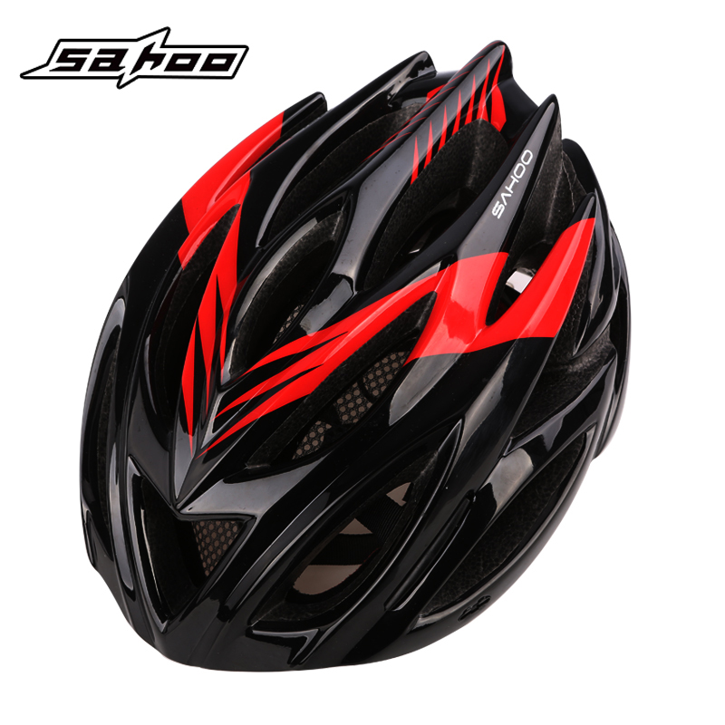 SHAOO bicycle road riding mountain bike helmet integrated molding men and women bicycle equipment helmet dead fly