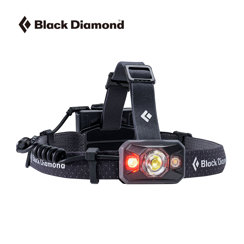 Blackdiamond Black Drill BD ICON500 Lumen IP67 Professional Exploration Bd LED Headlamp 620629