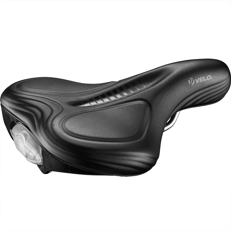 VL-6363 Comfortable Riding Seat Filled with Thickened Silica Gel for Taiwanese Vele Mountain Bike Seat