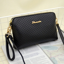 Simple wild small clutch bag Messenger bag fashion shoulder Quilted phone purse 2016 new handbags