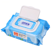 Tmall supermarket good baby wipes baby wipes wet paper towels with 80 U3202