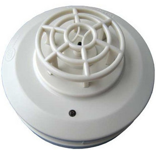 Gulf Temperature Sensitive JTW-ZCD-G3N Point Temperature Sensitive Fire Detector Spot 500,000 Host General Purpose