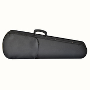 Violin box black triangle box 4/4-1/8 portable violin case can be back to mention special