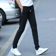 2017 in the summer, the new men's casual pants of the nine minutes of the Korean version of small pants pants pants Haren boys long pants