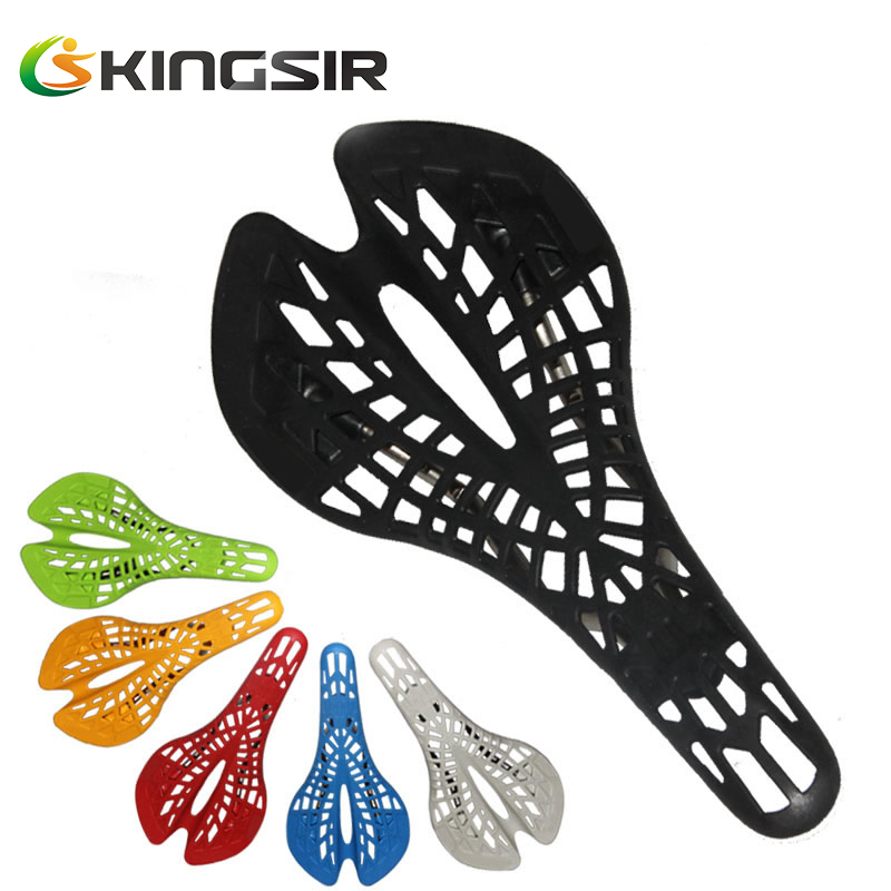 Bicycle seat saddle mountainous bicycle seat spider seat dead flying seat cushion breathable bicycle accessories riding equipment
