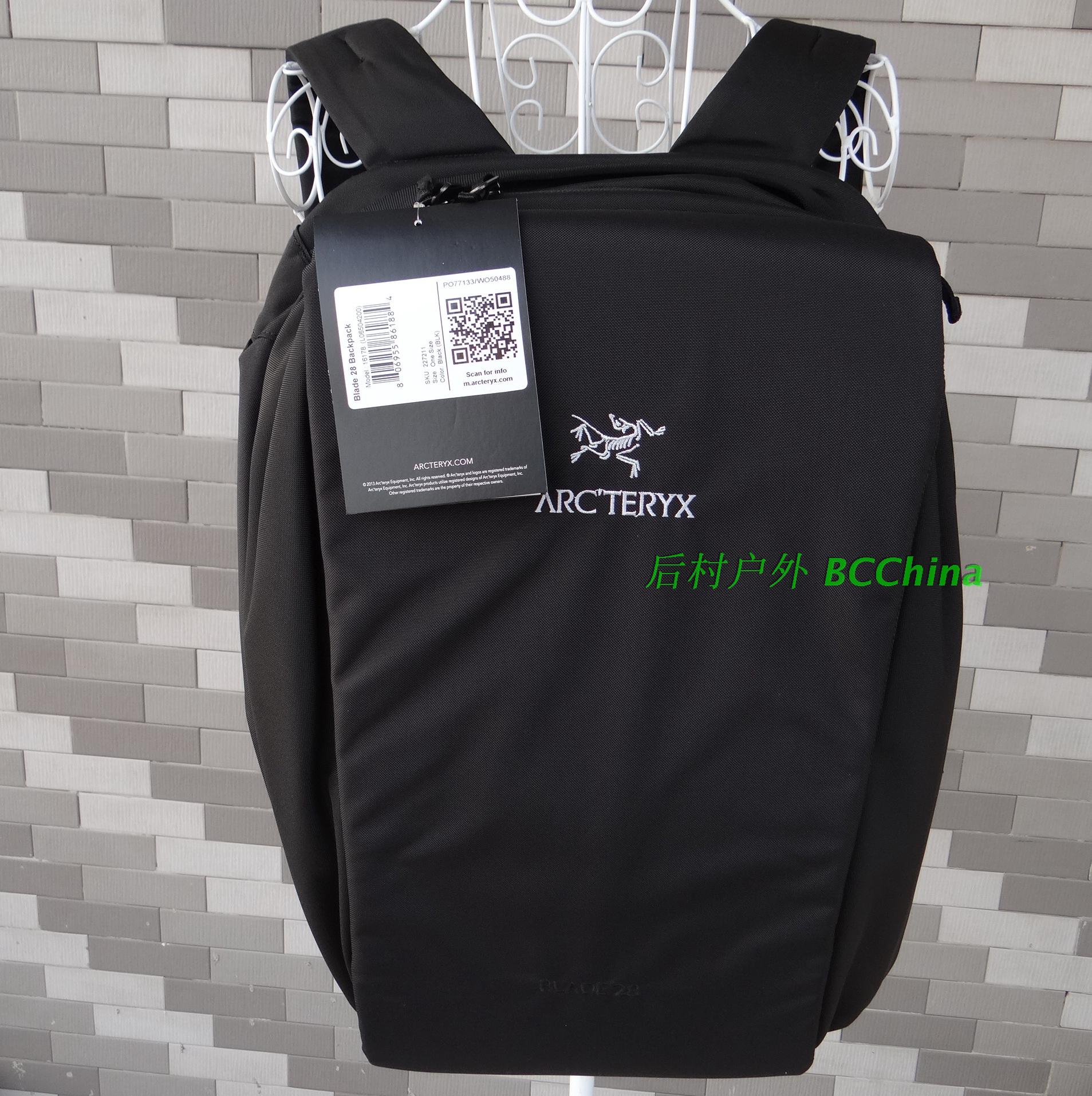 Authentic Spot Arcteryx Blade 20 Backpack Archaeopteryx Business Backpack Commuter Bag 28L