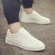 In the spring of 2017 the new trend of Korean all-match's casual shoes white shoes adidas shoes in summer by the climax