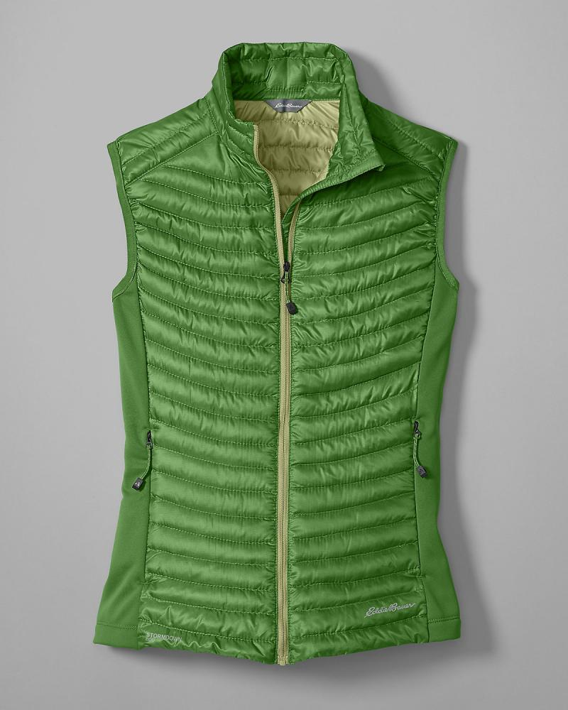 [The goods stop production and no stock]American direct mail Eddie Bauer i89 709 1068 fashion horizontal outdoor down vest female