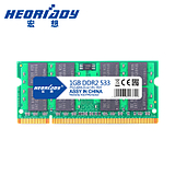 shipping macros want DDR2 1G 533 notebook memory PC2-4200 / 4300 support two-way 2G