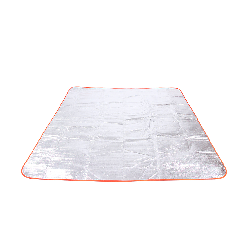 Extension of Aluminum Foil Cushion and Extension of Outdoor Camping Moisture-proof Cushion for Camping Picnic Cushion and Sleeping Cushion for Beach Cushion