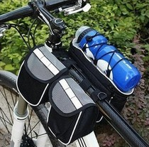 Rainproof Cover for Bicycle Beam Pack Mountainous Bicycle Pack Waterproof Cover for Official Pack Dust-proof Cover Waterproof Cover for Front Beam Saddle Pack