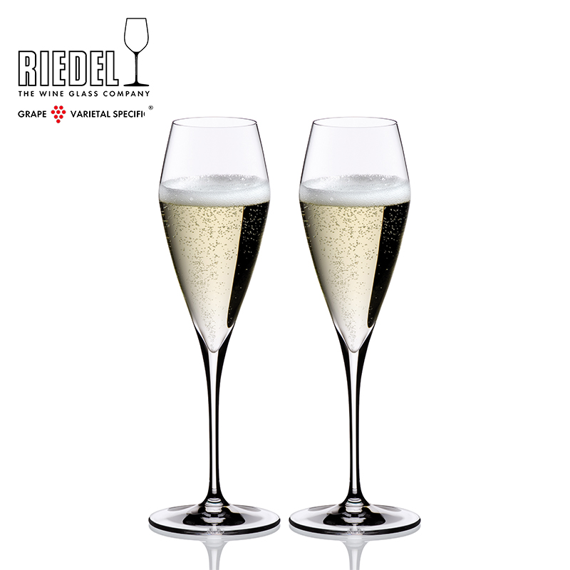 Austria RIEDEL VITIS Series Champagne Glasses Sparkling Glass Lead-Free Crystal Cup Germany Import
