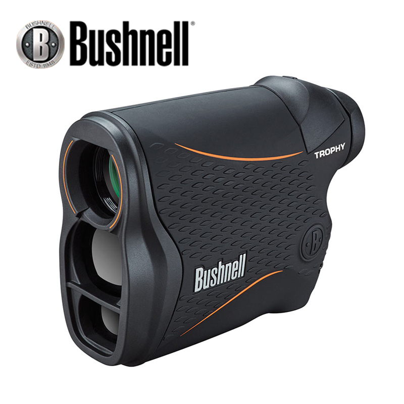 Dr. BUSHNELL can trophy 4X20 laser rangefinder 850 yards hunting golf 16 new