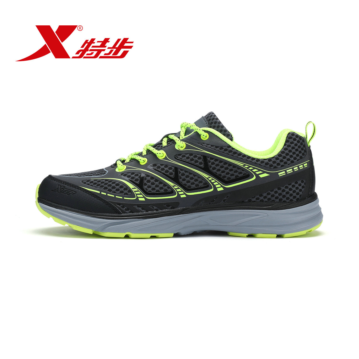 Special step men and women walking shoes summer new comfortable breathable mesh wear-resistant shock-absorbing hiking shoes casual outdoor shoes