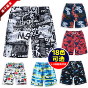 Summer Shorts leisure sport five big pants tide seven loose couple summer dry men beach pants