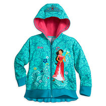 (Disney stuff from us) Child Princess Elena of Avalor hooded sweater embroidered name