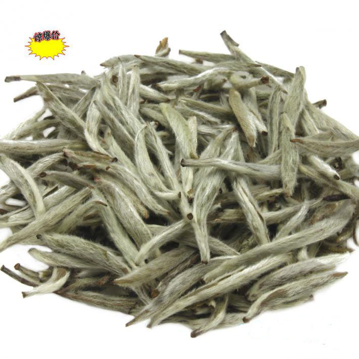 [The goods stop production and no stock]2013 old white tea spring bulk white silver needle Chennian Fuding old white tea white silver needle tea