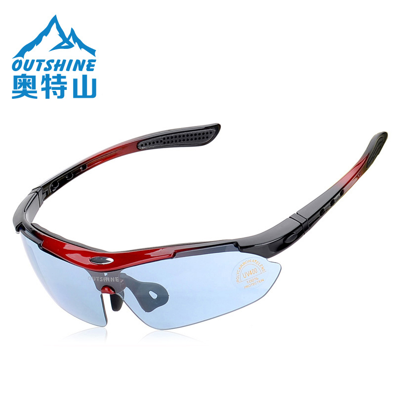 Outdoor spectacles of Mount Ott for men and women myopic polarizers sport discoloration cycling spectacles Sunglasses
