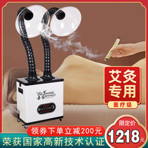 My family Ai Acupuncture smoke purifier smoke removal smoke system mobile household smoking equipment solder exhaust machine