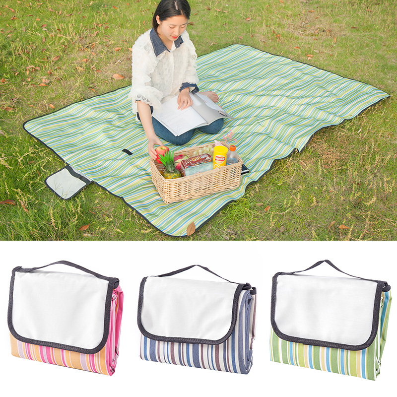 Picnic mattress Outdoor portable ultra-light waterproof lawn beach mattress Outdoor mattress moisture-proof foldable picnic mattress