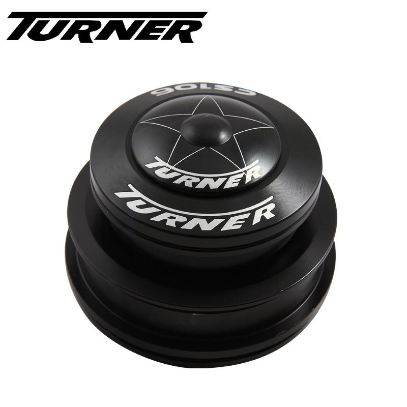 TURNER mountain bike conical built-in bowls Common head tube Conical head tube front fork universal head bowl 106
