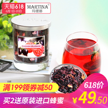 Raspberry Fruit Tea, Fruit Tea, Fruit Granule Tea Combination Canned Flower Tea Bottled Flower Tea Drinking Flower Tea Beverage
