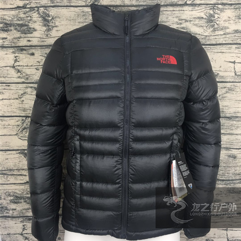[Clearance]TheNorthFace North face male autumn and winter authentic 800 Peng ultra light warm down jacket CKZ2