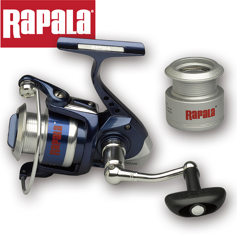 Rapala Le Bole SM2000~3500 spinning wheel metal wheel seawater corrosion sea fishing reel fishing reel
