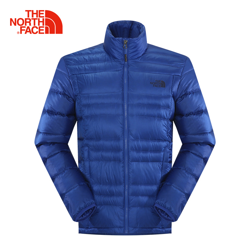 The NORTH FACE/North 16 Autumn and Winter Men's Outdoor Packagable Down Jacket CKZ2/2XXL