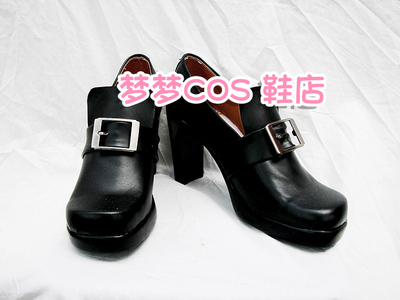 Details about  /NEW Black Butler Ciel Phantomhive Party Cosplay Shoes Cos Shoes