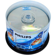 Package PHILPS PHILIPS CD-R 700M52X 50 disc blank disc burning disc CD