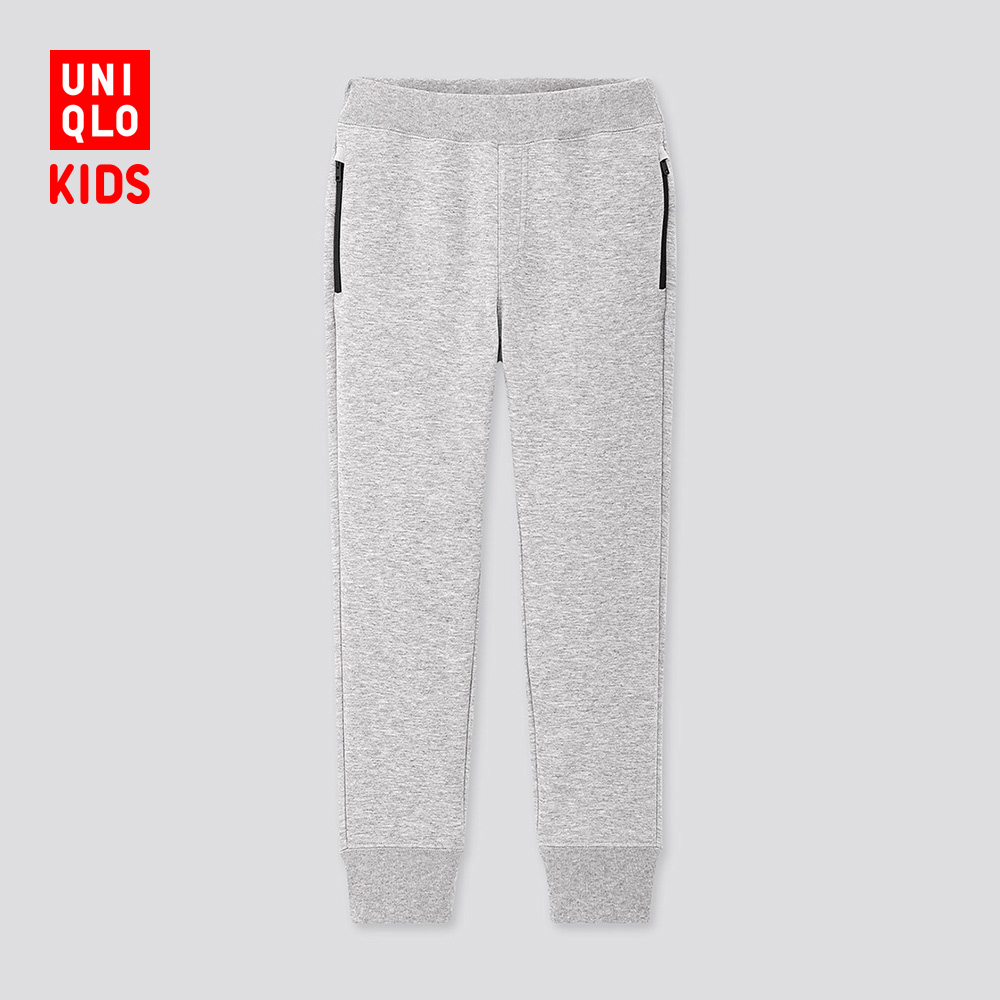 Children's / boy's / girl's elastic sports pants 424499 UNIQLO