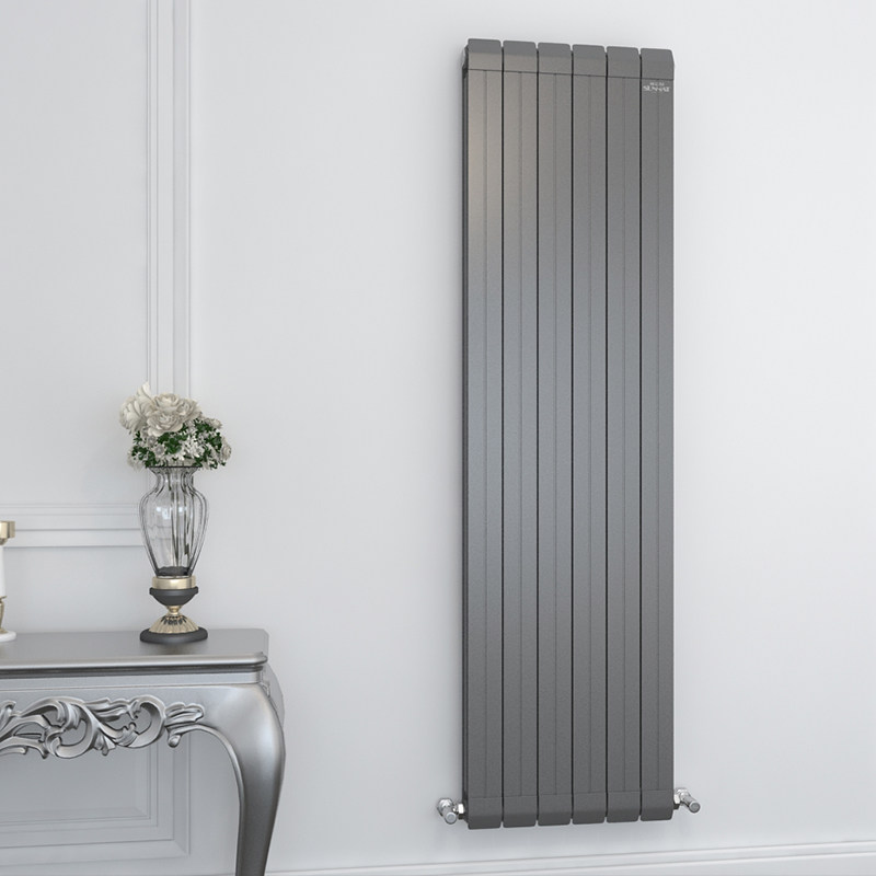 Sunrad radiator home copper and aluminum composite wall-mounted water heating radiator custom heating